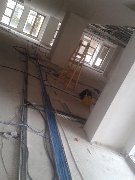 Instalatie electrica birouri Smart Tech Cluj Napoca