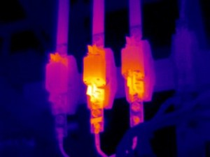 Masurare prin termografie
