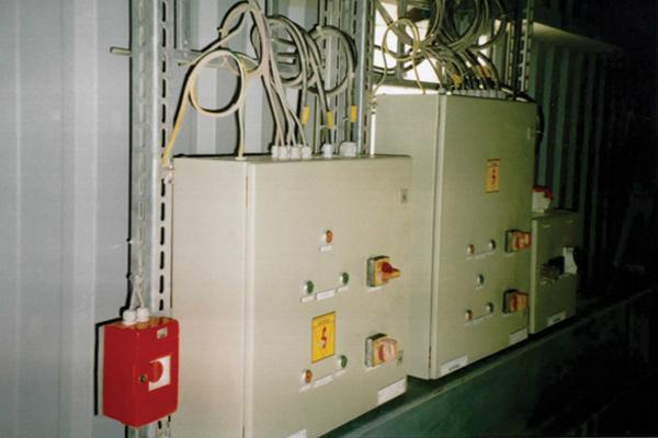 Proiect instalatii electice industriale
